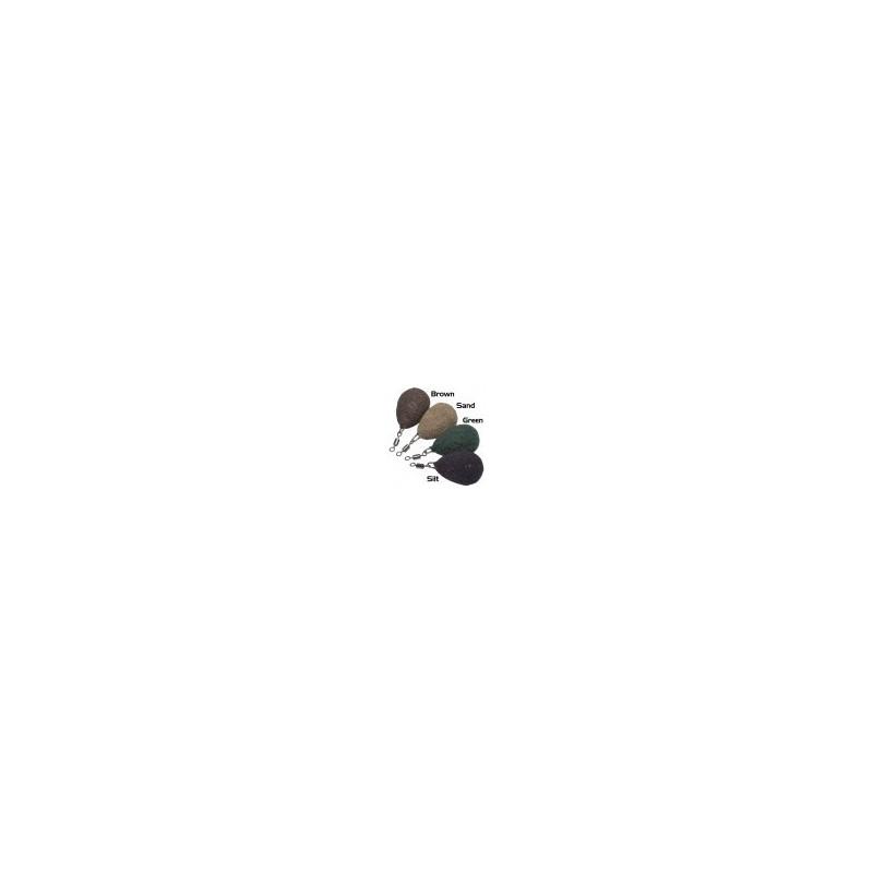 Gardner Polvo para camuflar plomos marron (brown)