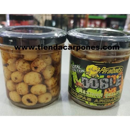 PeralBaits Chufas en remojo Doble M (Miel y Melon)