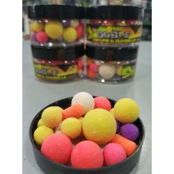 Peralbaits Flotantes Mixtos 14-18mm Doble M (Melon-Miel)
