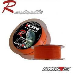 AWA-SHIMA ION POWER R MISSILE 0,35 mm 15,70 kg 600 m