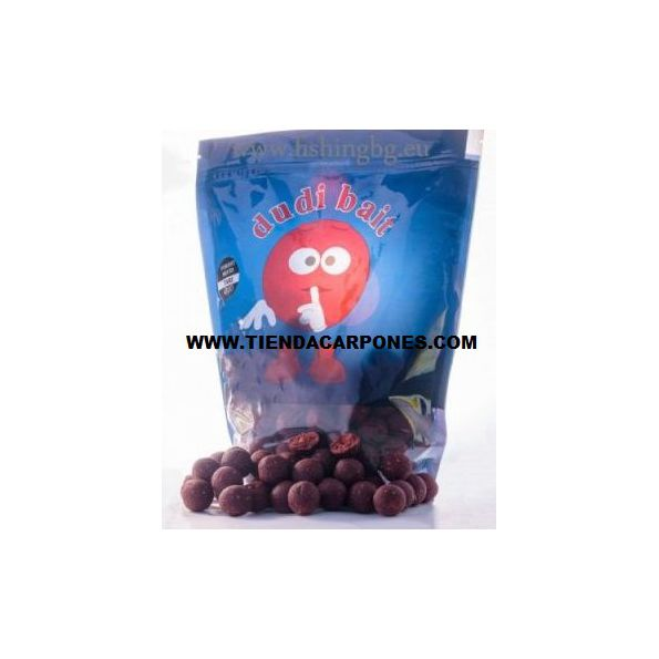 Dudi-Bait Boilies Solubles 20mm Forest Squid 1kg