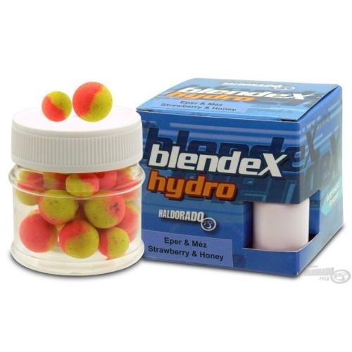 HALDORÁDÓ BlendeX Hydro Equilibrado Boilies 12-14mm - Fresa & Miel