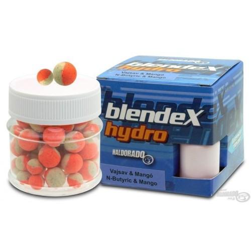 HALDORÁDÓ BlendeX Hydro Equilibrado Boilies 12-14mm - Mango&Acido Butirico