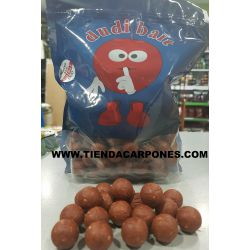 Dudi-Bait Boilies Solubles 20mm MISTER RED 1kg