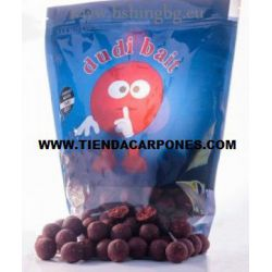 Dudi-Bait Boilies Solubles 16mm FOREST SQUID ( CALAMAR Y FRUTOS DEL BOSQUE)