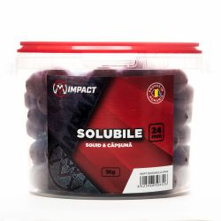 SENZOR PLANET BOILIES SOLUBILE IMPACT VM 24mm 1kg (Squid & Octopus & Fresa)
