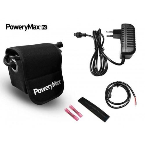 Pack Sonda GPS Plotter Lowrance HOOK2-4x + Batería PoweryMax PX5