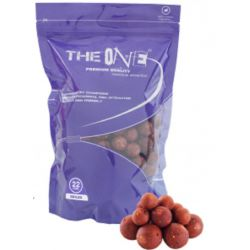 THE ONE BOILIES SOLUBLE PURPURA(SALMON Y CANGREJO) 22mm 1kg