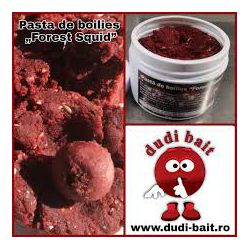 Dudi Bait Pasta Soluble Forest Squid 500gr