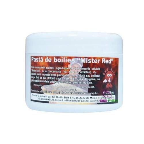 Dudi Bait Pasta Soluble Mister Red 500gr