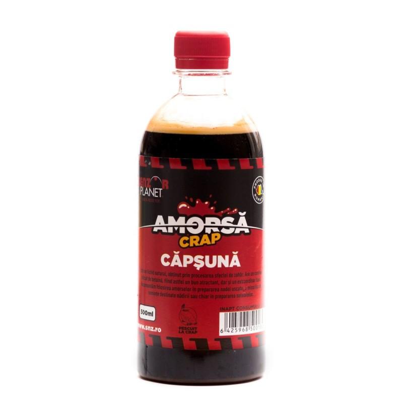 Senzor Estimulador de apetito CAPSUNA 500ml (amorsa) FRESA