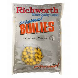 Richworth Original Boilies 20mm Honey Yucatan 1kg