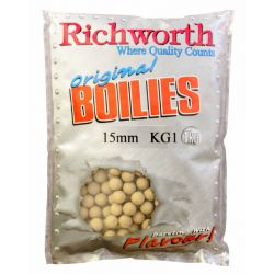 Richworth Original Boilies 15mm KG1 1kg