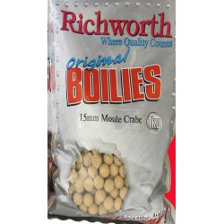 Richworth Original Boilies 20mm Moule Crabe 1kg (Crab&mussel)