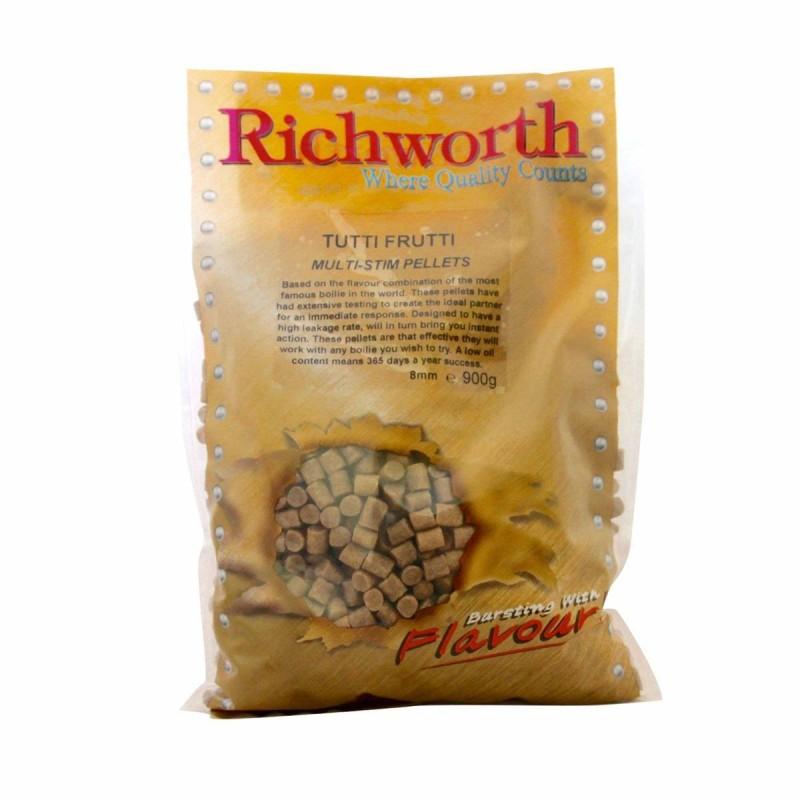 Richworth Original pellets Tutti Frutti 8mm 900 kg