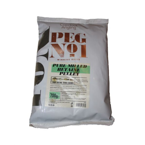 Copdock Peg Nº 1 Pure Milled Betaine Pellet 700g
