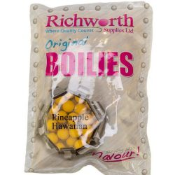 Richworth Original Boilies 15mm Pinneaple Hawaiian 400gr