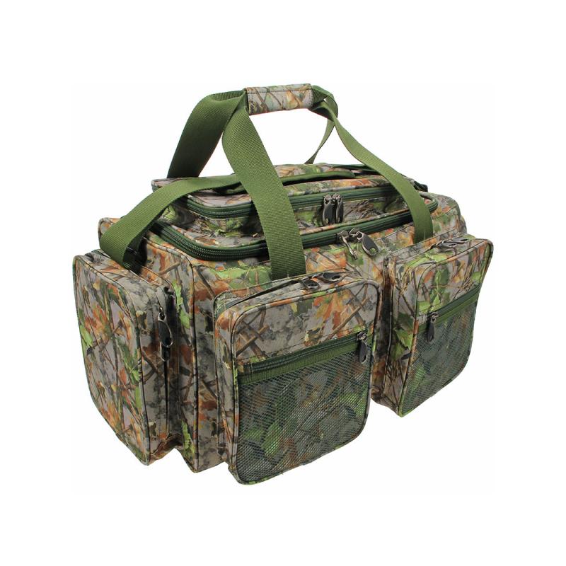 NGT XPR Multi-Pocket Carryall en Camuflaje