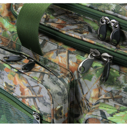 NGT XPR Multi-Pocket Carryall en Camuflaje
