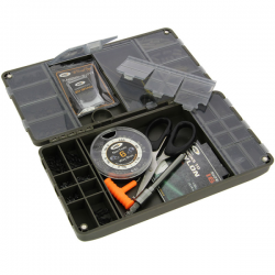 NGT Terminal Tackle XPR Box System (Accesorios no incluidos)