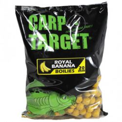 CARP TARGET Boilies POWER CRAB 20mm 2,5kg BANANA