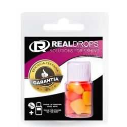 Real Drops chufa flotante en aroma TROPIC 4 unid