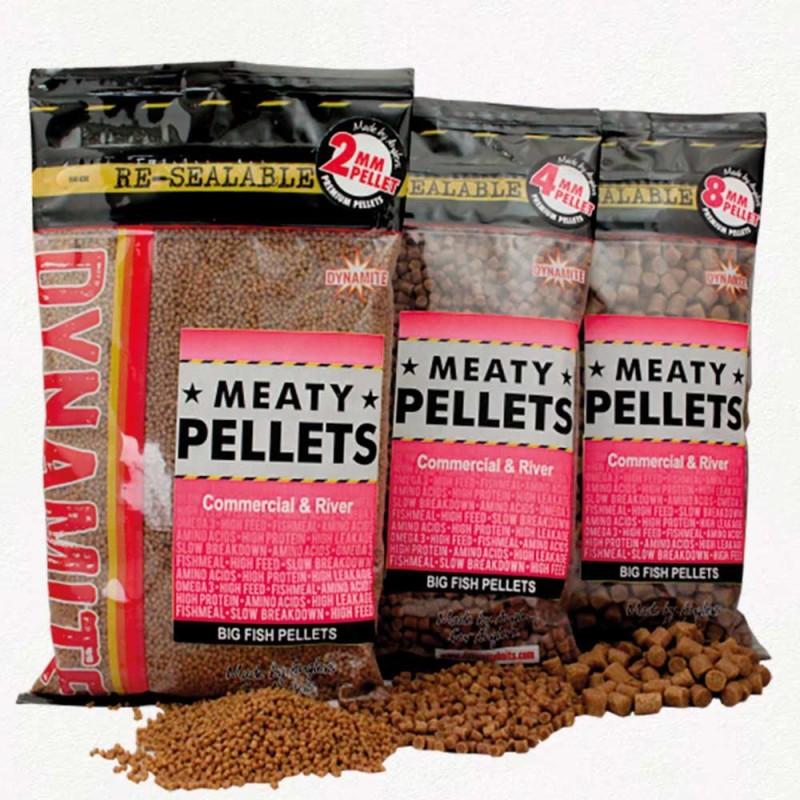 Dynamite Meaty Marine pellets 8 mm 900gr (Carne Marina)