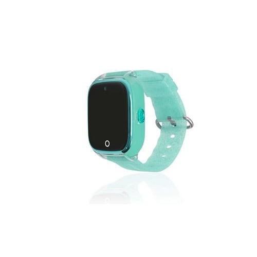 Save family Reloj con GPS Acuático con Camara para niños color verde Glitter. Modelo Superior