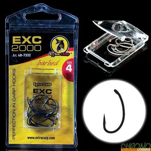 Extra Carp EXC 2000 Talla 4