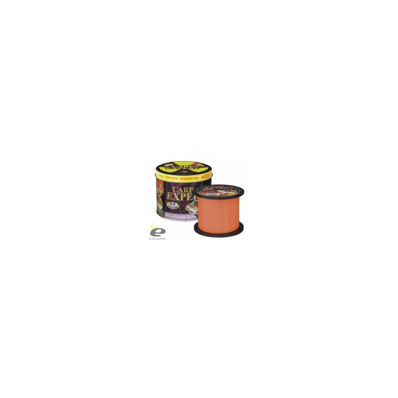 Carp Expert Nylon Fluo Naranja 0.25mm 8.900kg 1000m