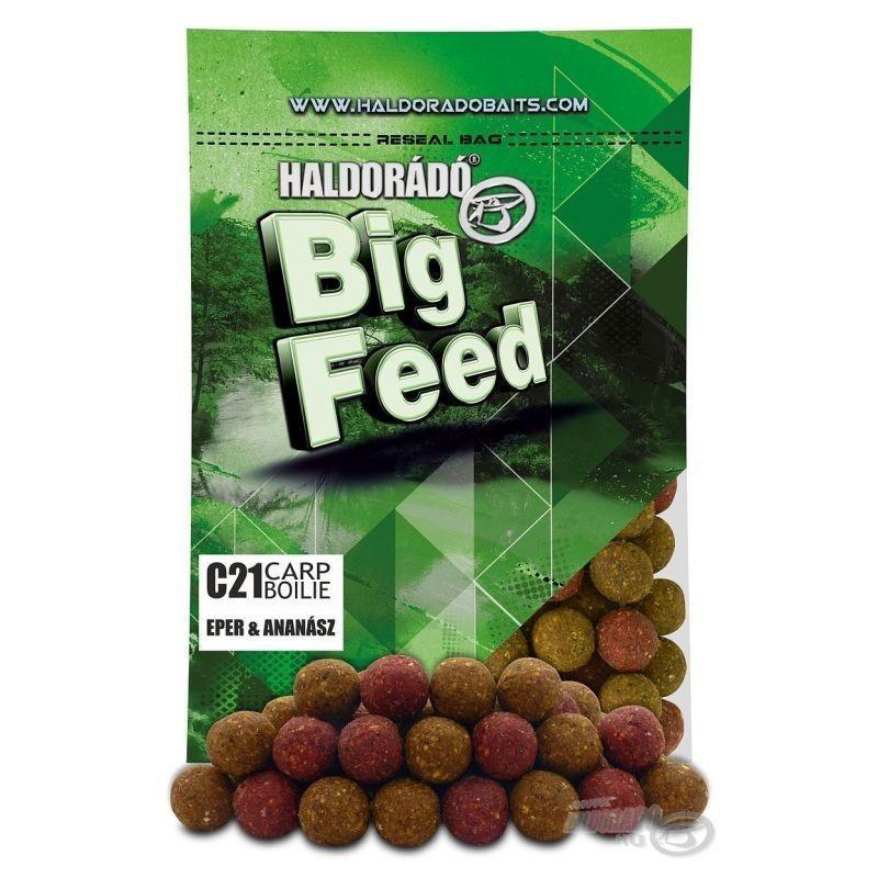 HALDORADO BIG FEED C21 BOILIE-Fresa&Piña 800gr