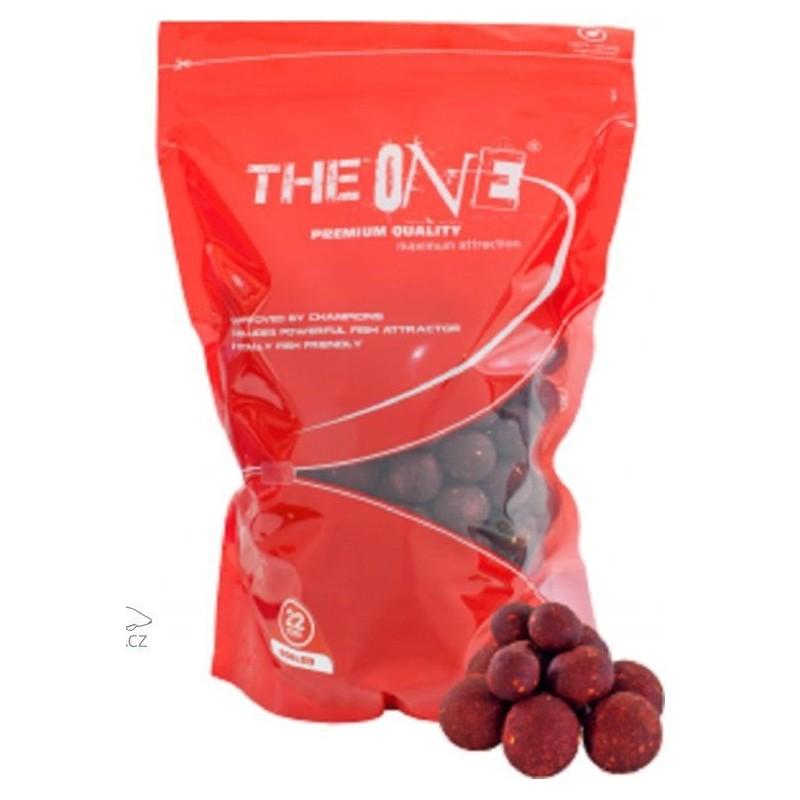 THE ONE BOILIES SOLUBLE ROJO(Frutas,especias y pescado) 22mm 1kg