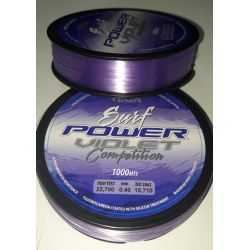 Vega Surf Power Violet Competition 0.40mm 15,7kg 1000mts