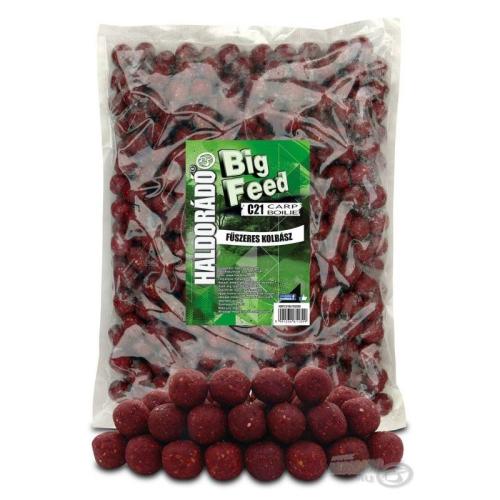 HALDORADO BIG FEED C21 BOILIE-FRANKFURT 2,5KG