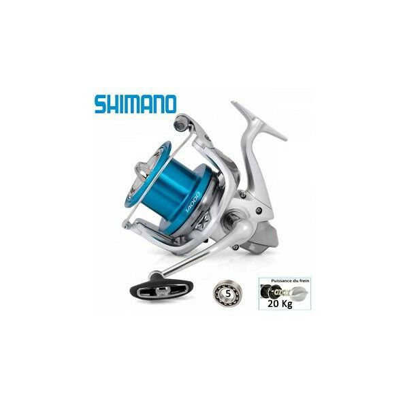 Shimano SPEEDMASTER 14000 XSC