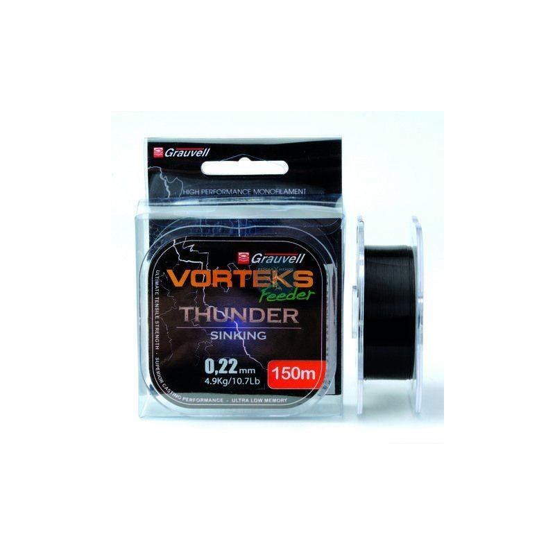 VORTEKS NYLON FEEDER THUNDER 150 MT 0.20mm 4.1KG