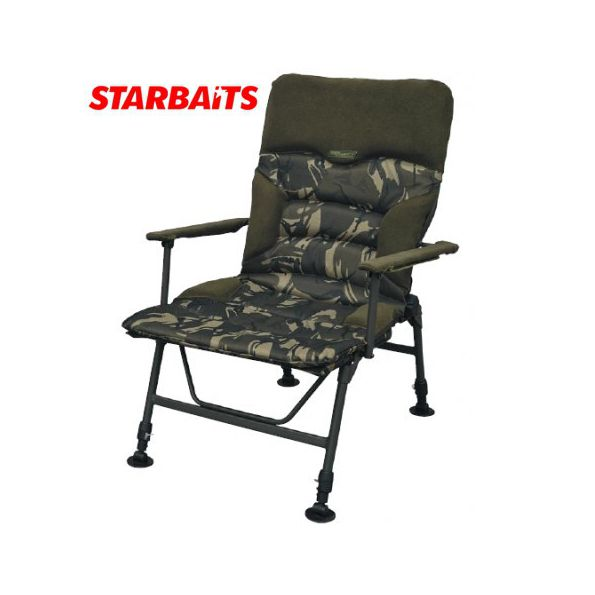 Starbaits STARBAITS CAM CONCEPT RECLINER CHAIR