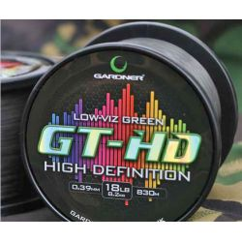 Gardner GT-HD Nylon 0.39mm 8.2kg 830m