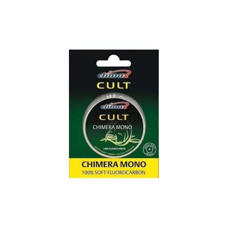 CLIMAX CULT CHIMERA MONO 0,40 MM 20 LB 20m