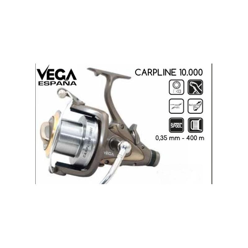 Vega Carrete carp 80+bobina extra