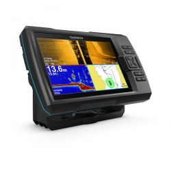 Garmin striker pluus 7sv+transducer
