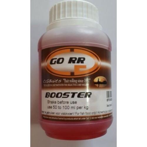 CG BAITS Booster 250ml GO RR (Calamar,AJO y Robin red)