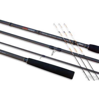 Haldorado Caña By Döme TEAM FEEDER Royal Method Carp 390MH 35-80gr