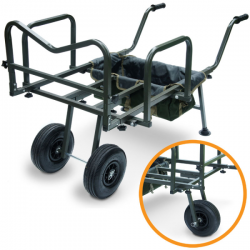 NGT Dynamic Carp Barrow - Carretilla