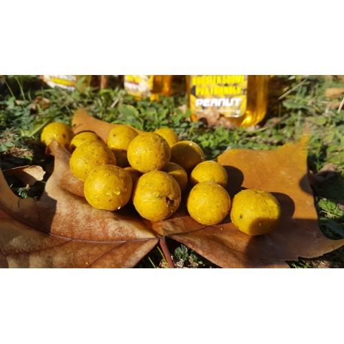 KarpoBaits Boilies 20mm BANANA-PEANUT 1kg (Banana-Cacahuete)