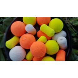 Karpobaits Boilies Flotantes Robin Red & Garlic Mix