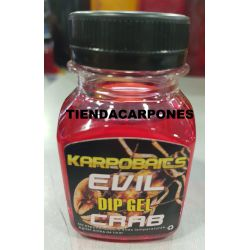 KarpoBaits DIP GEL (EVIL CRAB) 125ml (Cangrejo)