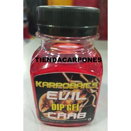 KarpoBaits DIP GEL (SQUID OCTOPUS) 125ml PULPO CALAMAR