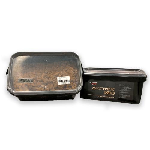 ADDERCARP Method Compact – Super Big Bream – 1kg