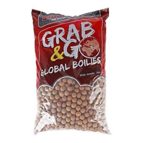 STARBAITS BOILIES GRAB&GO GLOBAL 10KG. SQUID OCTOPUS